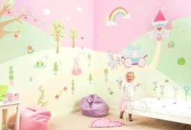 Girls Bedroom Wallpaper Princess Bedroom Makeover Kit Individual Wall  Stickers That Can Be Placed Anywhere To