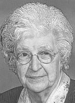 OCTAVIA DURNING 1918 - 2016 - Obituary