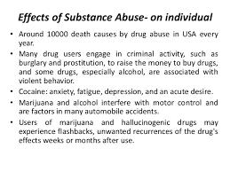 drug addiction and drug abuse 13