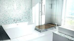 glass wall panels recycled shower sliding cost surround kits