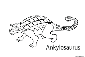 Printable Dinosaurs Coloring Pages Amazing Free Dinosaur Or Page