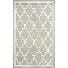 gray indoor outdoor rug for dark gray beige ft x ft indoor outdoor area 14 heinen