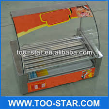 Hot Dog Vending Machine Price Delectable New Commercial 48 Hot Dog Roller Grill Cooker Machine Hot Dog