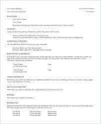 Babysitter Emergency Contact Sheet Babysitter Information Sheet Emergency Contact Form Template