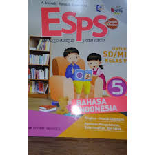 Download soal uts kelas 5 semester 2 k13 tematik, matematika, pjok dan pai. Esps Bahasa Indonesia Untuk Sd Kelas 5 Kurikulum 2013 Shopee Indonesia