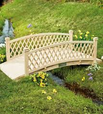 backyard bridges cedar garden bridge
