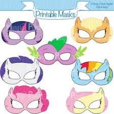 Small Picture Pony Printable Coloring Masks pony costume pony masks pony