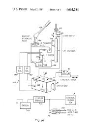 patent us rotary wheelchair lift patents patent drawing