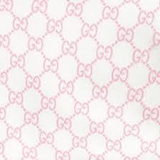 Gucci Pattern Inspiration Gucci Baby Girls Pink 'GG' Hat Childrensalon