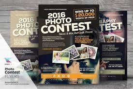 Photo Contest Flyer Templates By Kinzi21 On Creativemarket