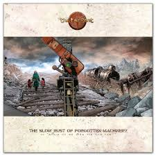 THE <b>TANGENT The Slow</b> Rust Of Forgotten Machinery reviews