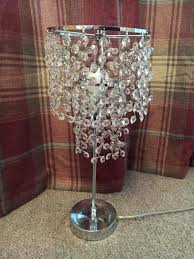 inspirational crystal chandelier table lamp and john lewis tiered glass crystal chandelier desk table lamp light