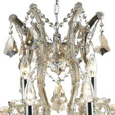 chandeliers maria theresa chandelier gt light chrome previous next assembly instructions