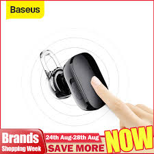 <b>Baseus Mini Wireless</b> Bluetooth Earphone For iPhone X 8 Samsung ...