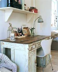 chic office decor. shabby chic desk accessories uk 116 best new girl cave home office decor ideas