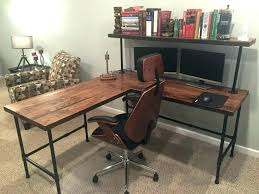 industrial style office desk. Industrial Office Desk Home Furniture Large Size Of Chairs . Style