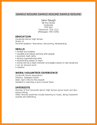 Cover Letter Sample Academic Resume High School Cmt Sonabel Org Coun