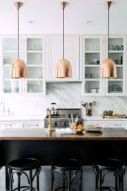 copper kitchen lighting. Contemporary Hanging Kitchen Table Modern Copper Lighting Lights Plus Full Design E
