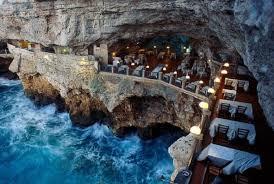 Image result for restaurant di dalam gua