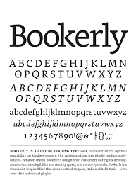 like google s literata bookerly is meant to address many of the aesthetic issues surrounding e book fonts