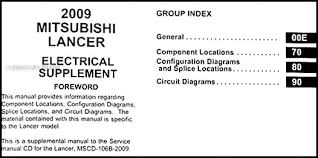 2009 mitsubishi lancer wiring diagram m by eped on 2009 mitsubishi lancer wiring diagram manual original mitsubishi