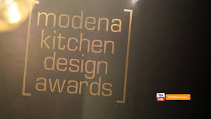 Modena Kitchen Design Awards 2013 Youtube