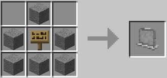how to make a stonecutter in minecraft. Minecraft Comes Alive Mod Crafting Recipes 4 How To Make A Stonecutter In