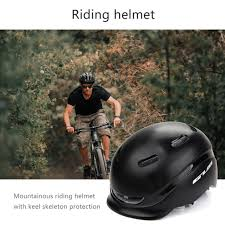 Usb Helmet Light Gub City Plus Cycling Helmet With Usb Rechargeable 9 Modes Led Light Bicycle Motorcycle Hat Led Cycling Cap
