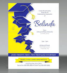 Back To School Invitation Template Back To School Invitation Template High Graduation Party Templates