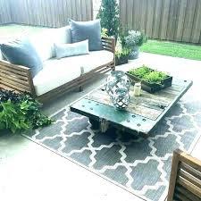 outdoor indoor carpet home depot outdoor patio rugs area