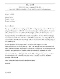 Example Of Strong Cover Letters Cover Letters For Resumes Sample