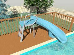 above ground pool slide. Stew Wants One 6\u0027 Wild Ride Slide | Summer Dreaming Pinterest Pool Slides, Ground Pools And Swimming Slides Above L