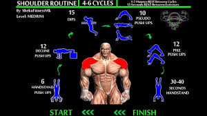 best bodyweight shoulder exercises 5 beginners bar brothers