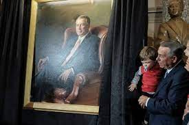 Benefit, corrupt, corruption, edwards, iraq, iraq war, john, john boehner, kids, media. Former House Speaker John Boehner Cried When His Official Portrait Was Revealed