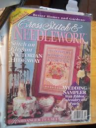 101 Best Loved Designs From Cross Stitch And Country Crafts Cross Stitch And Needlework 5 6 96 Cross Stitch Books And