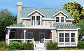 Low Country House Plans   Southern CottagesCountry Cottage