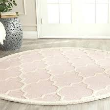light pink area rug found it at modern