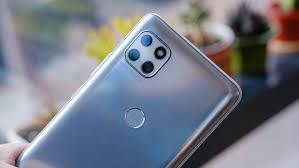 Motorola One 5G Ace has huge battery ...