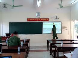 Phòng học Thông Minh | Giải pháp phòng học Tương Tác Thông Minh.