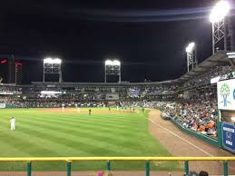 Dunkin Donuts Park Section 122 Home Of Hartford Yard Goats