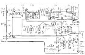 boss dm 2 delay guitar pedal schematic diagram boss dm 2 analog delay pedal schematic diagram et5214 510