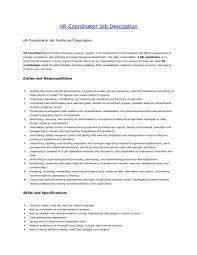 hr consultant duties