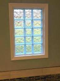glass block new glass block windows cost of installation glass block mortar