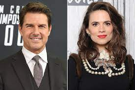 Impossible Costar Hayley Atwell ...