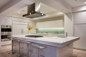 Modern kitchen island Ultra Modern Freshomecom 60 Kitchen Island Ideas And Designs Freshomecom