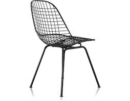 eames® wire chair with  leg base  hivemoderncom