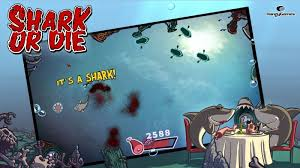 hungry shark evolution mobile game app basesystems  shark or die game