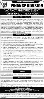 Chief Executive Officer Job Archives - Jhang Jobs