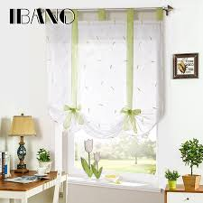 Sunflower Curtains For Kitchen Online Buy Wholesale Kitchen Curtains From China Kitchen Curtains