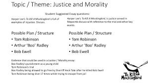 essay building blocks justice morality themes  to escape from jail 3